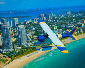 Seaplane Scenic Flight, Miami Skyline Tour - 30 Minutes