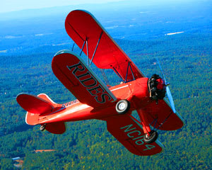 Biplane Scenic Flight Atlanta - 25 Minute Flight