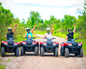 ATV Tour Orlando, 70 Minute Hire