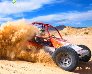 Off-Road Buggy Drive Las Vegas - 1 Hour