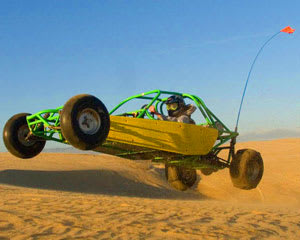 Off-Road Buggy Drive 1 hour - Las Vegas