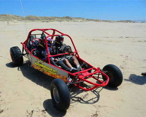 Off-Road Buggy Half Hour Drive, 2 Seater - Las Vegas