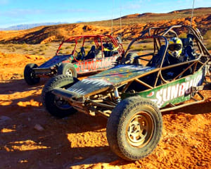 Off-Road Buggy Drive Las Vegas, 2 Seater - 30 Minutes