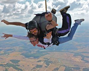 Skydive Austin - 10,000ft Jump