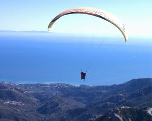 Paragliding Malibu - 30 Minute Flight