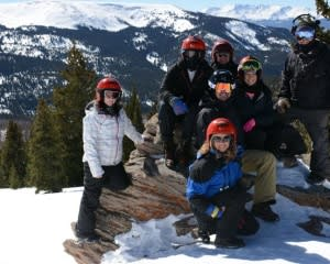 Family and Couples Snowmobile Mountain Tour, Denver - 2 Hours