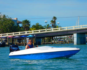 Speed Boat Tour St. Petersburg - 1.5 Hours