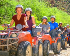 ATV Guided Tour Phoenix, Box Canyon - 3 Hours