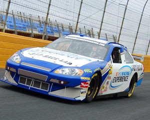 NASCAR Ride, 3 Laps - Auto Club Speedway
