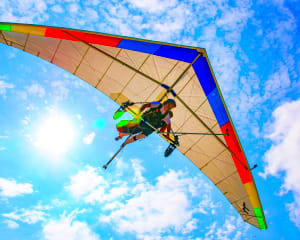 Hang Gliding Chattanooga - 3,000ft Flight