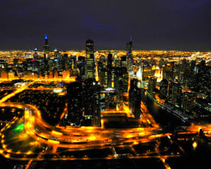 Private Helicopter Tour Chicago - 30 Minutes (3rd Passenger Flies For Free!)