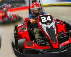 Karting Oahu - 3 Races
