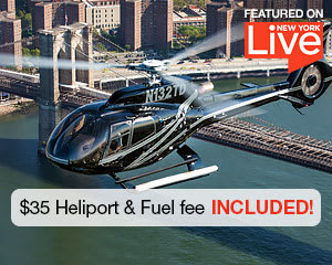 Helicopter Tour New York City - 20 Minutes