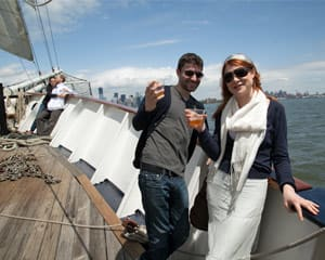 Manhattan Tall Ship Craft Beer Tasting Sail - 1 Hour 45 Minutes