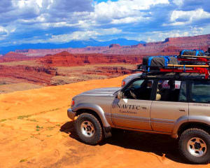 Arches National Park 4x4 Tour - 4 Hours