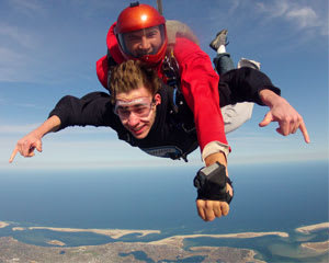 Skydive Cape Cod - 11,000ft Jump