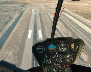 Helicopter Introductory Flight Lesson, Las Vegas - 30 Minute R22 Flight