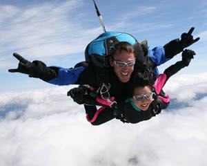 Skydive Toledo - 13,000ft Jump