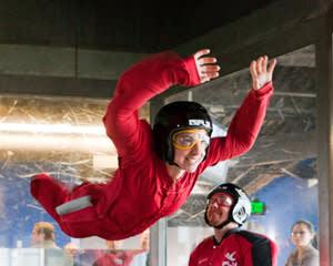 Indoor Skydiving San Francisco - 2 Flights