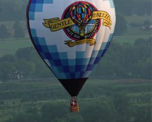Hot Air Balloon Ride Cincinnati, Weekday - 1 Hour Flight