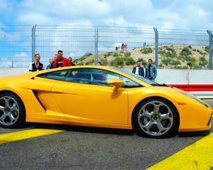 Lamborghini Gallardo LP560-4 3 Lap Drive, Pikes Peak International Raceway - Denver