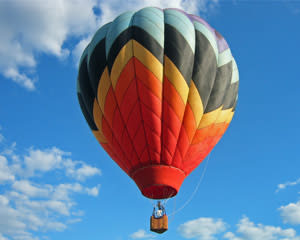 Hot Air Balloon Ride New Jersey - 1 Hour Flight