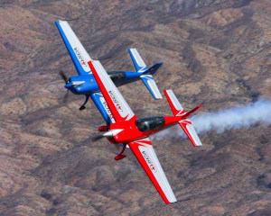 Sky Combat Dogfighting Experience Las Vegas - 50 Minutes