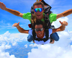 Skydive Orlando, Lake Wales - 14,000ft Jump