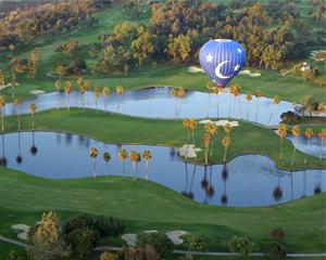 Hot Air Balloon Ride San Diego - 1 Hour Sunset Flight