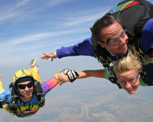 Skydive D.C., Weekend - 10,000ft Jump