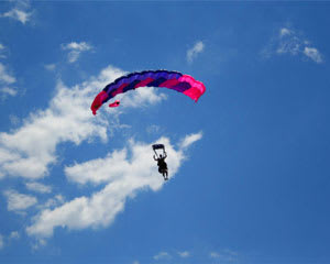 Skydive D.C., Weekday - 10,000ft Jump