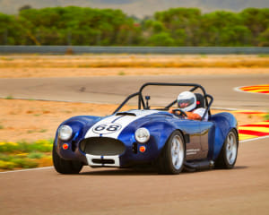 Cobra Repliracer 5 Lap Drive - Houston Grandsport Speedway
