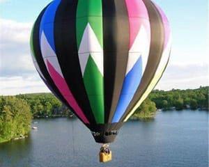 Hot Air Balloon Ride Manchester - 1 Hour Flight