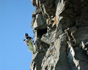 Vermont Rock Climbing, Privately Guided - Full Day Trip