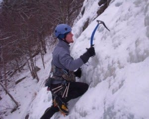 Vermont Ice Climbing, Privately Guided - Full Day Trip