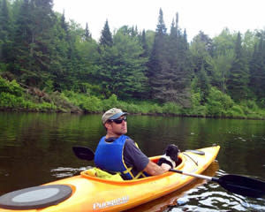 Vermont Kayak Tour - Full Day