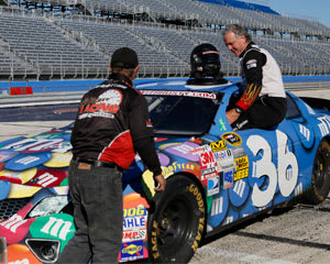 Stockcar Drive, 14 Lap Time Trial - Charlotte Motor Speedway