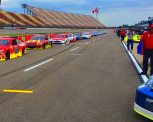 Stock Car Ride-Along, 3 Laps - Auto Club Speedway