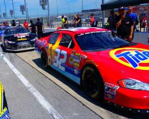 Stock Car Drive, 10 Lap Time Trial - Nashville Speedway