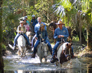 Horseback Riding Orlando, Trail Adventure - 1 Hour 30 Minutes