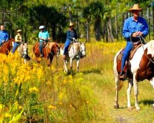 Horseback Riding Orlando, Trail Adventure - 1 Hour