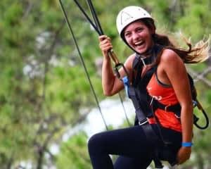 Ziplining Orlando, The Adventure Pack - 2 Hours 30 Minutes