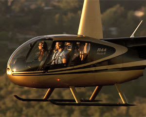 Private Helicopter Tour Los Angeles - 15 Minutes