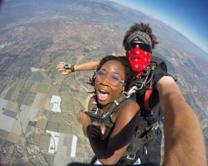 Skydive Los Angeles, Weekday - 10,000ft Jump