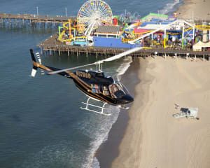 Private Helicopter Tour Los Angeles - 1 Hour 45 Minutes