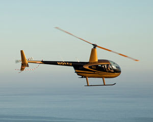 Private Helicopter Tour Los Angeles - 40 Minutes