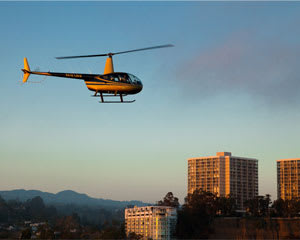 Private Helicopter Tour Los Angeles - 1 Hour