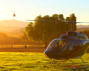 Helicopter Flight Lesson Los Angeles - 30 Minutes