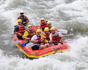 Whitewater Rafting Royal Gorge, Full Day - 6 hours