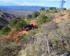Jeep Tour of Royal Gorge Loop - Full Day